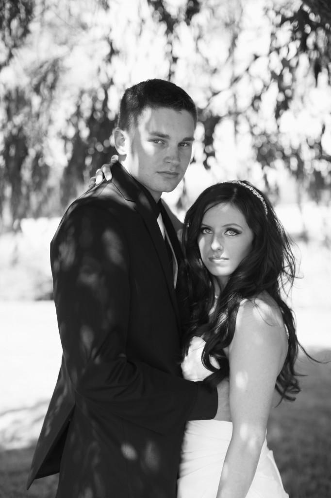 Eugene Oregon Wedding photographer whisper-n-oaks woods trees bride rachael kruse photography photos 3