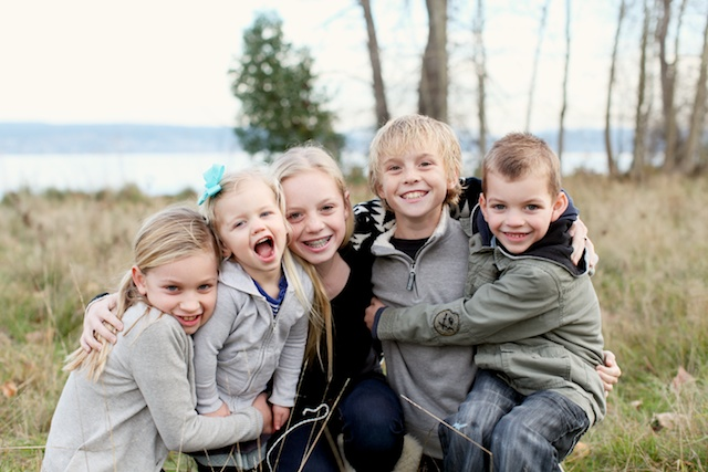 Magnuson Park {Petree Kids} Seattle Family Photographer