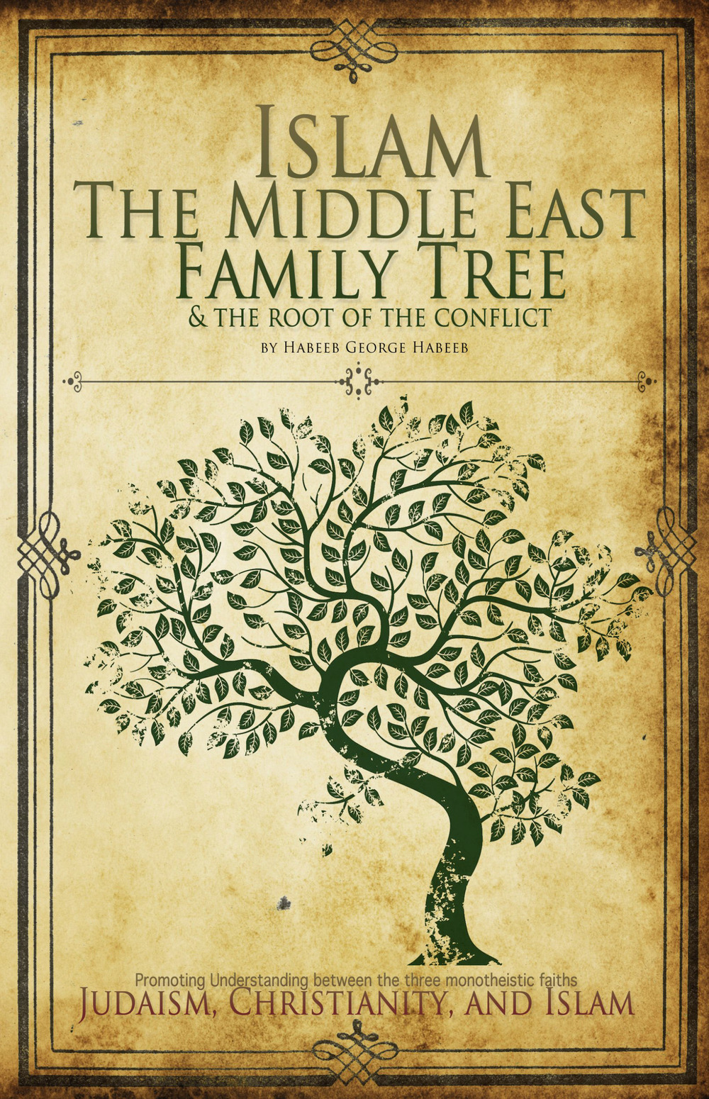 The Middle East Famil Tree Cover