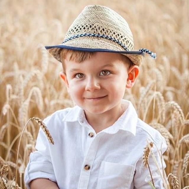 Лето, пшеница и Дани. 🌾 #tutticontentiphotography