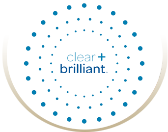 clear + brilliant laser promotion
