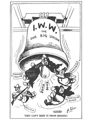 IWW Cartoons