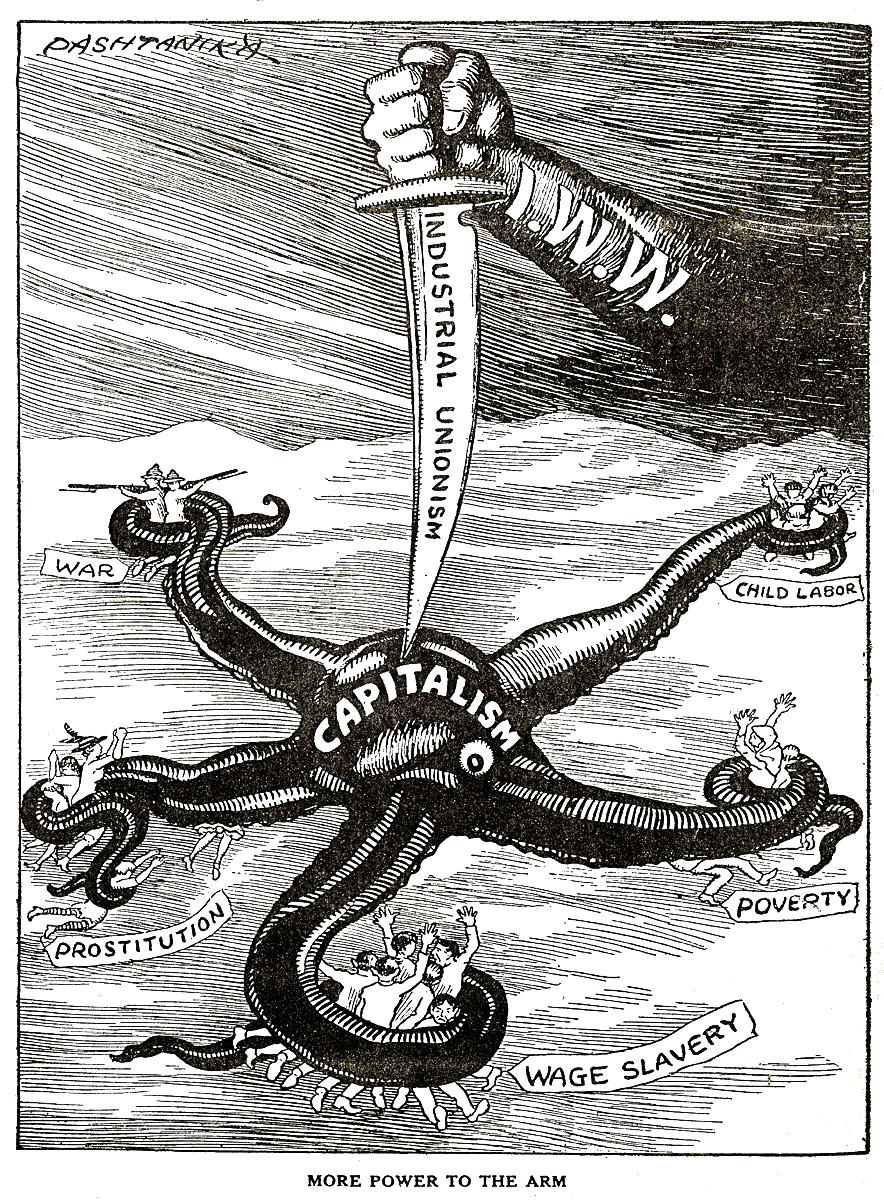Pashtanika,  Industrial Pioneer, Oct 1921.