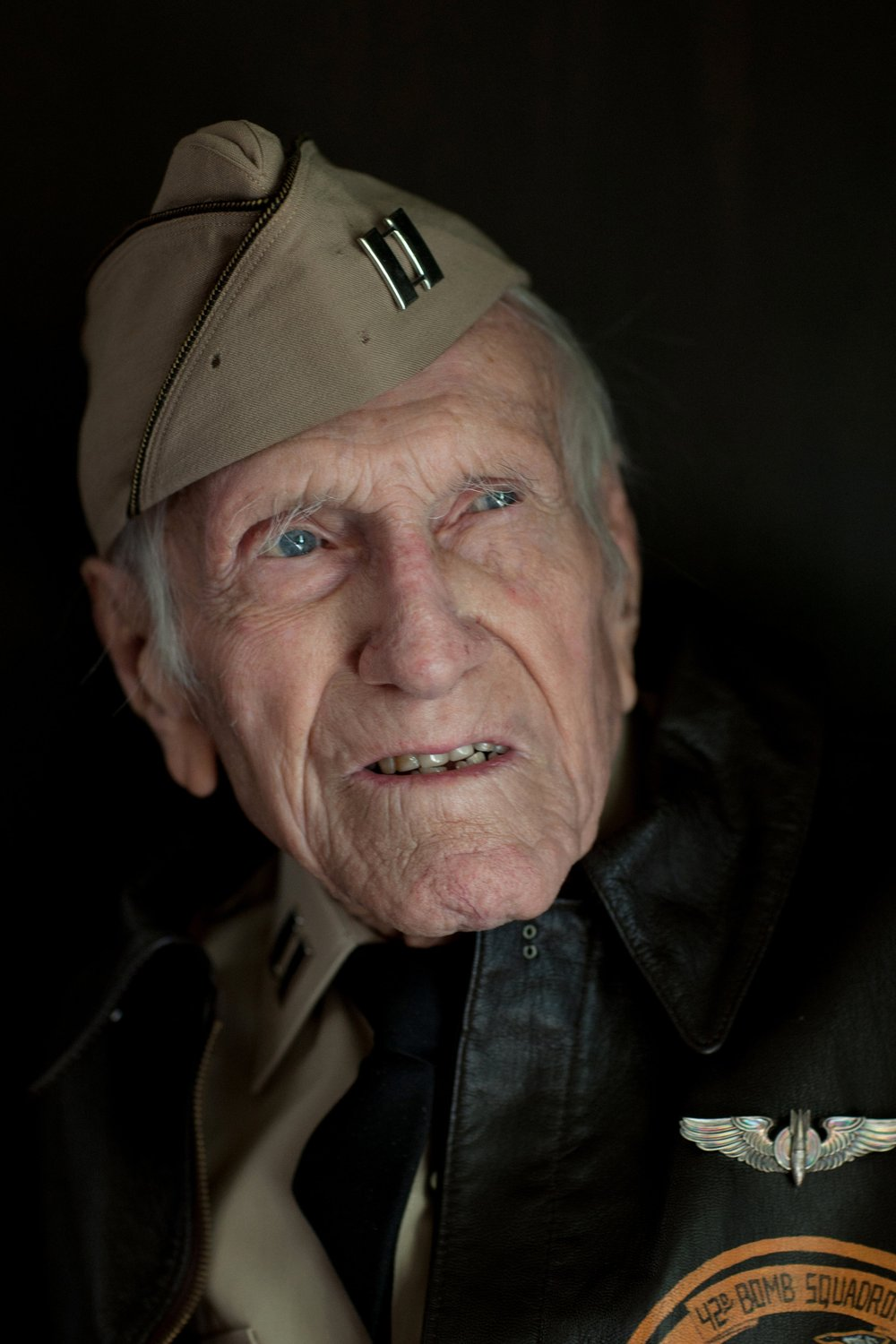 LOUIS ZAMPERINI / THE WALL STREET JOURNAL