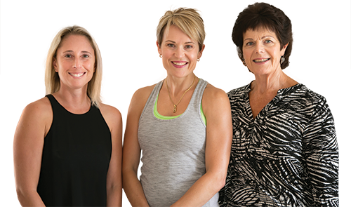 Psychologist Nikki Duke – Forrest Hill Personal Trainer Tash Bartlett – Castor Bay Nutritionist Lynda Smith – Murrays Bay