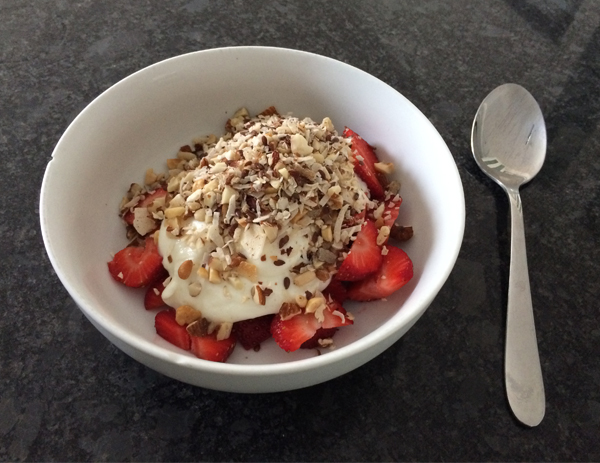 low-carb-summer-breakfast
