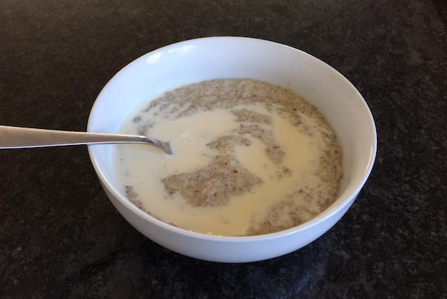 coconut-flour-porridge