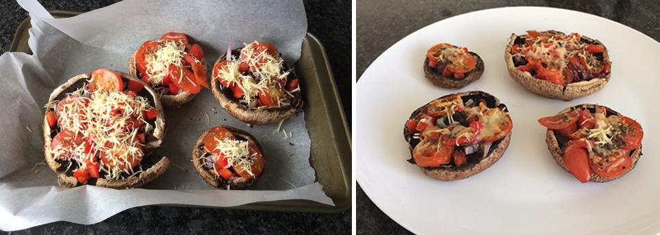 mushroom-pizzas