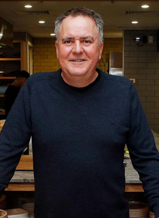Simon Gault, New Zealand Chef