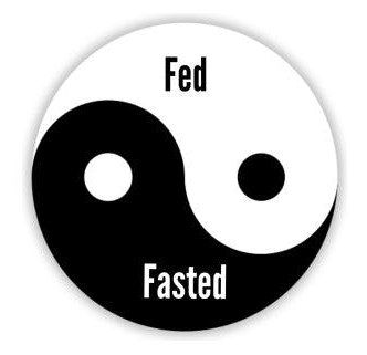 fed-fasted