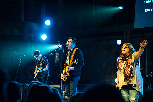 ARTIST: OAKBROOK WORSHIP - Oakbrook Worship is a worship band based out of Kokomo, Indiana at Oakbrook Church. They frequently play camps and events in addition to leading across Oakbrook's Sunday environments.