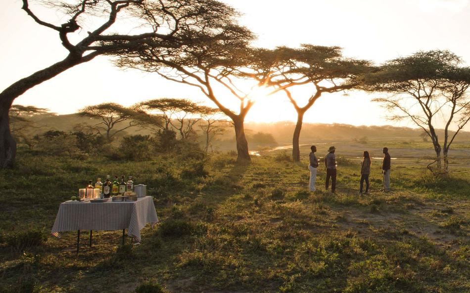Serengeti Under Canvas - Tanzania