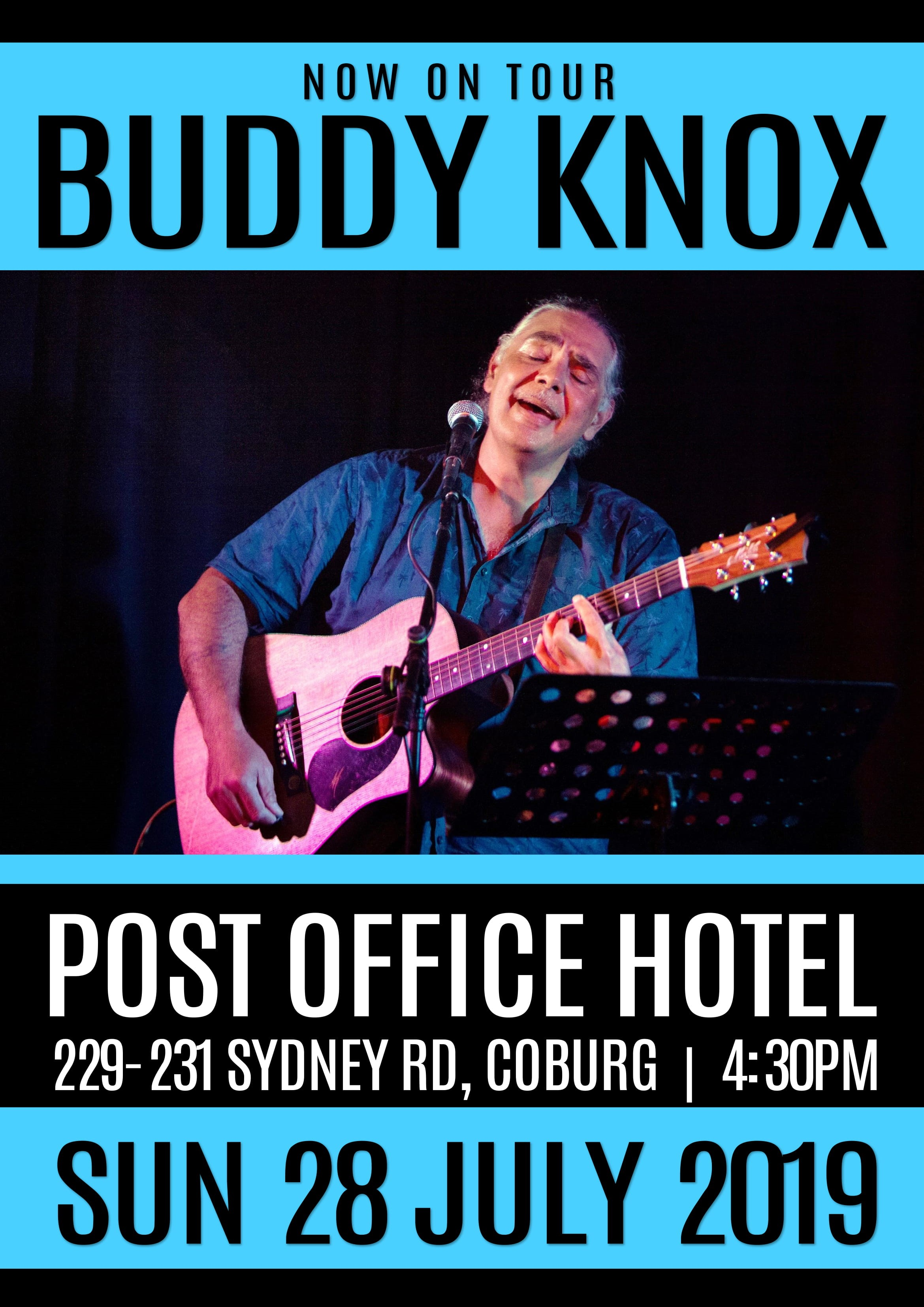Gigs - POST OFFICE HOTEL