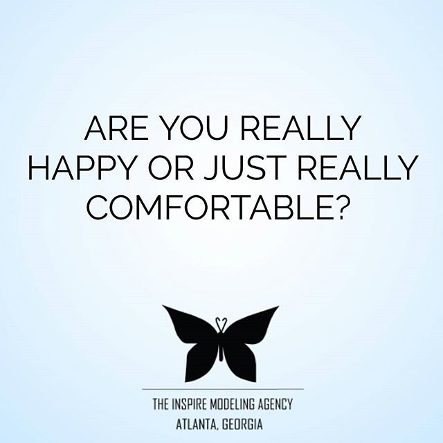Are you really happy or just really comfortable?  #igdaily #quotestoliveby #quotes #inspire #quotes #instaquotes