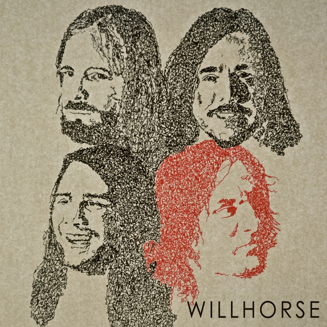 WILLHORSE - SELF TITLED    ENGINEERING - MIXING - EDITING