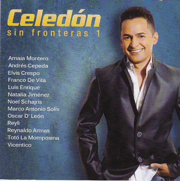 Sin Fronteras  - Jorge Celedón