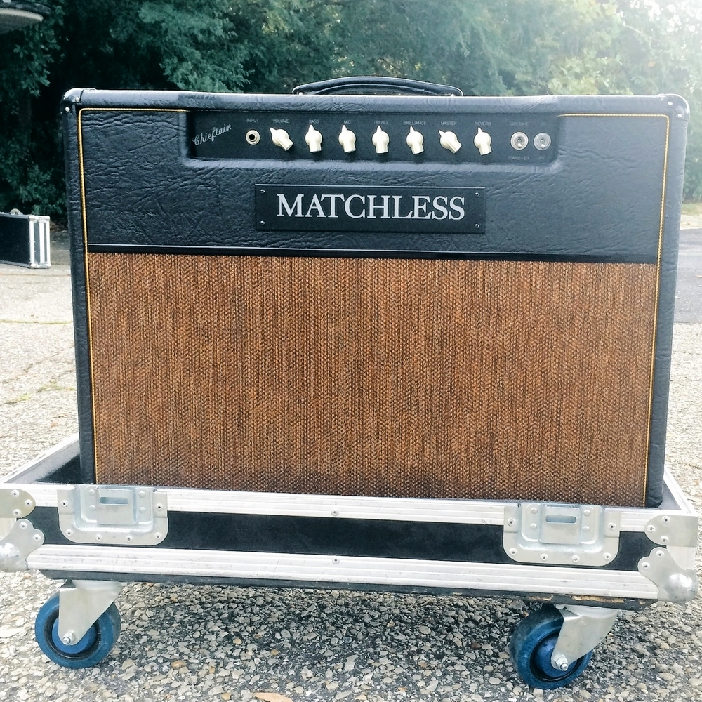 1997 Matchless Chieftain 40W 2x12 combo