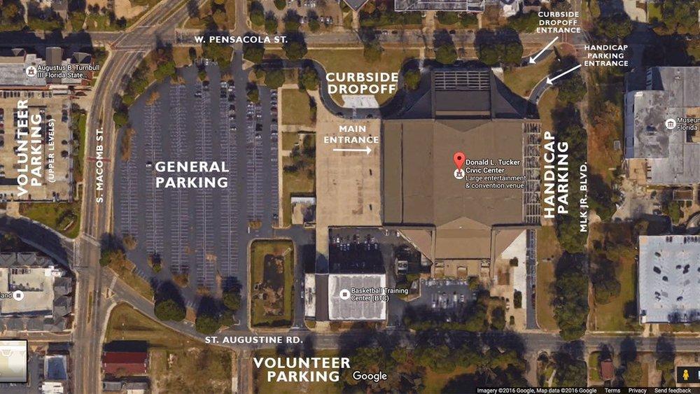 Civic Center Parking