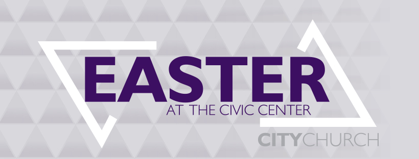 EASTER AT THE CIVIC CENTER | FACEBOOK COVER PHOTO