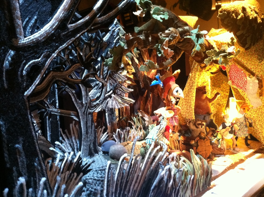 Diorama Detail