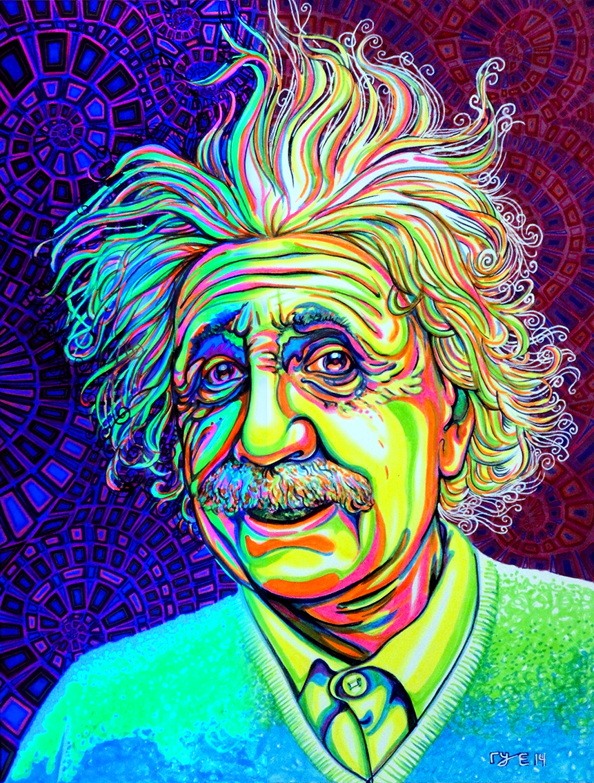 Neon Einstein transition