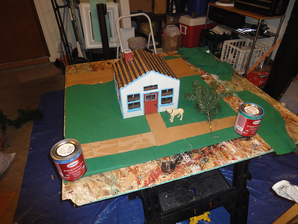 House Prop Process