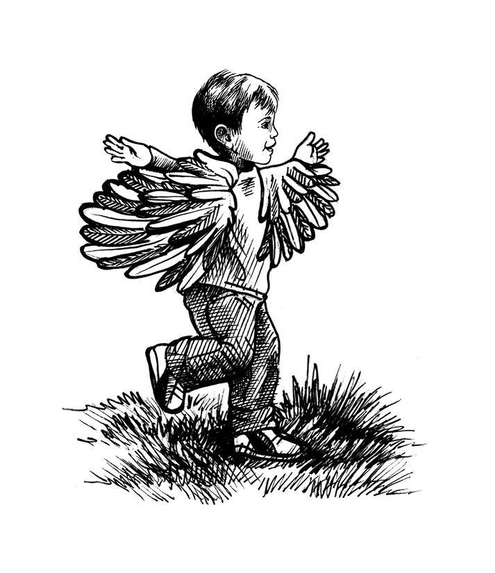 Mockingbird illustration