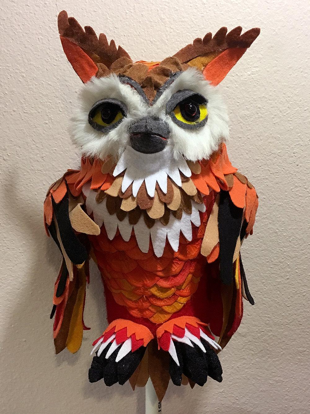 red yarn born in the DW owl puppet1 web.jpg