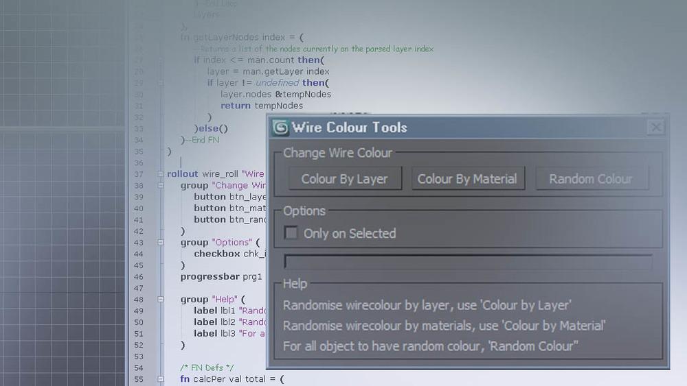 Wire Colour Tools — Dave & Goliath