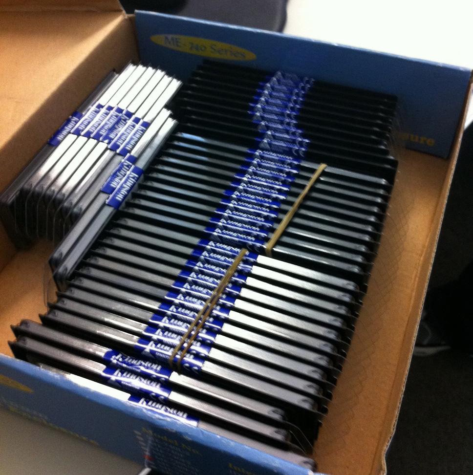 A box full of ram!