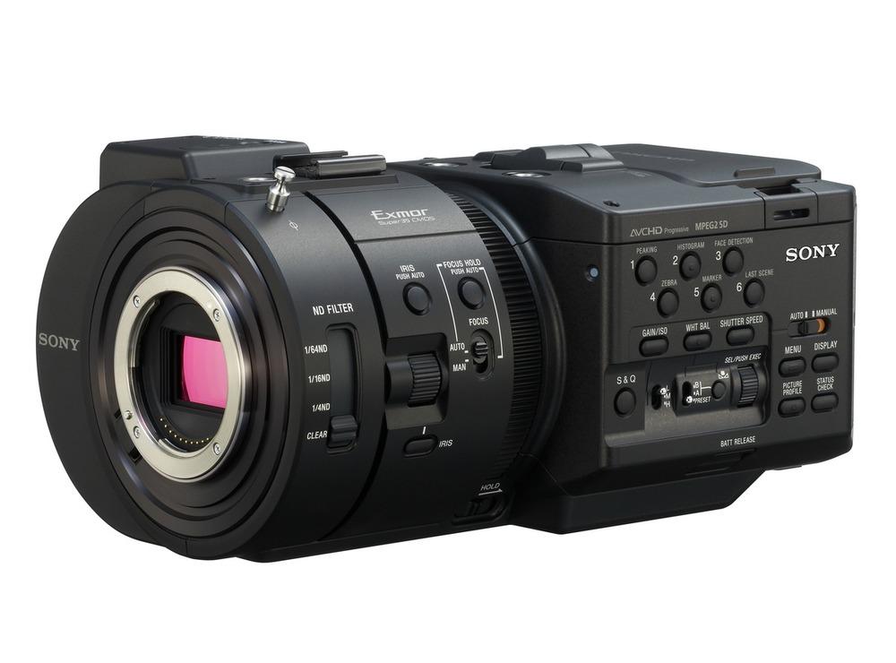 Sony-NEX-FS700_body