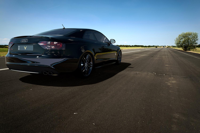 Custom Audi S5