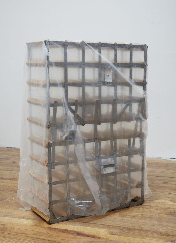 Nicole Nadeau y gallery solo show artist art artwork installation