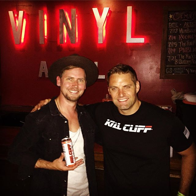 Big 🙏🏻🙏🏻to @killcliff for sponsoring me with their amazing recovery drink - helped me kick my nasty Red Bull habit! Thank you @localatlast for bringing us together!