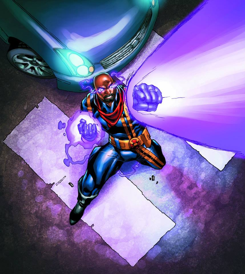 Marvel Legendary - Bishop