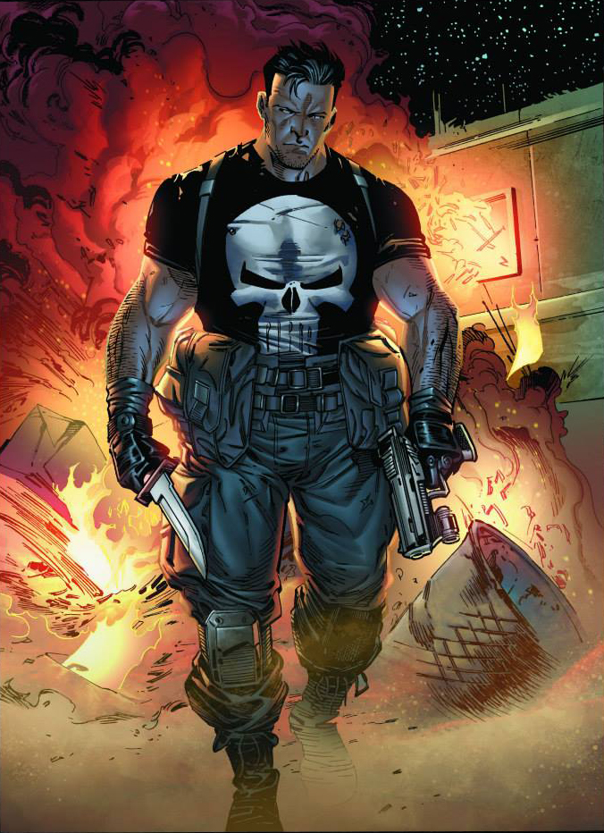 Marvel Legendary - Punisher