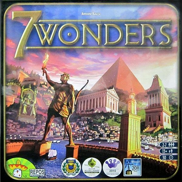 #2 7 Wonders