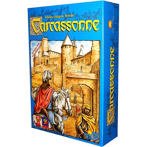 #6 Carcassonne