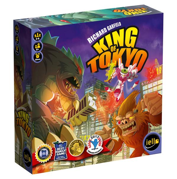 #3 King of Tokyo