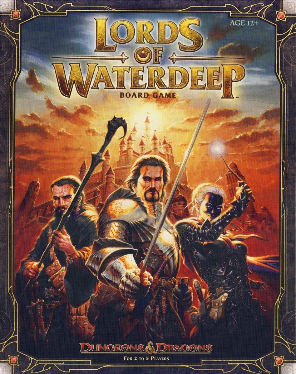 #9 Lords of Waterdeep