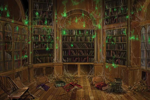 Elder Sign: Gates of Arkham - Forbidden Library
