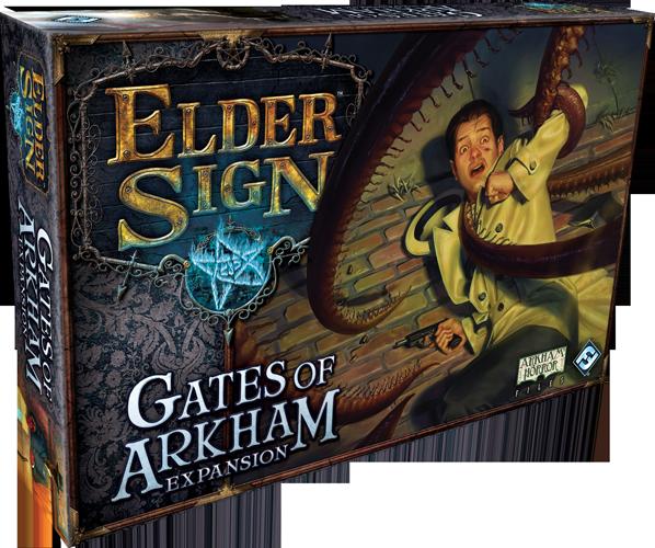 Elder Sign: Gates of Arkham Box Cover