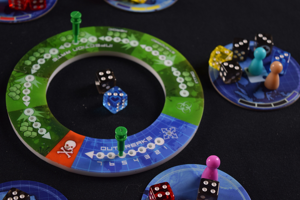 Pandemic Ring of Death