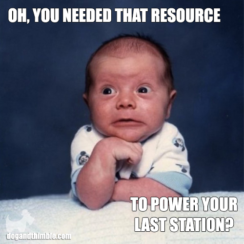 Power Grid Meme