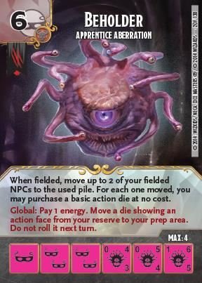 D&D Dice Master's Beholder
