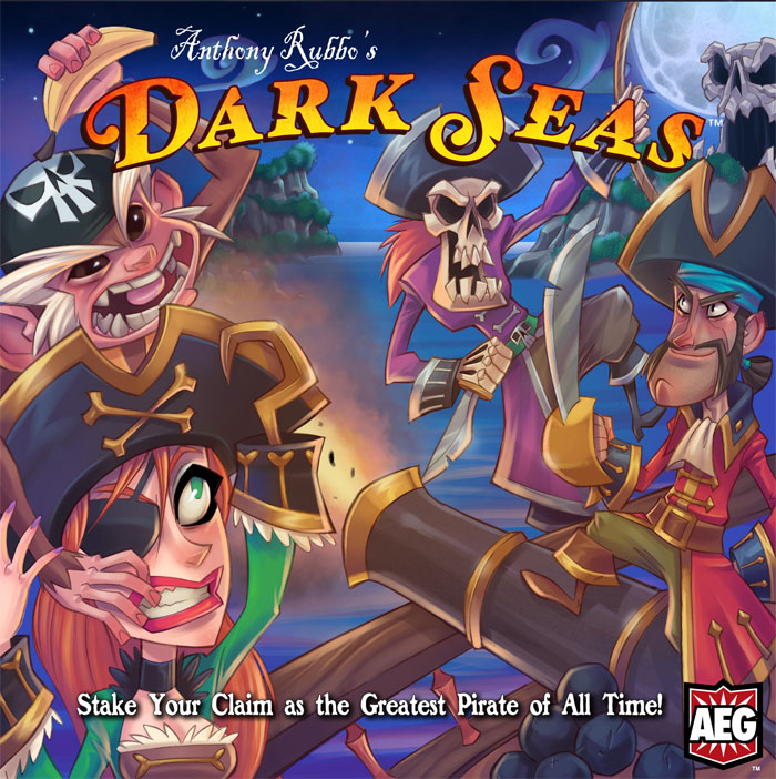 Dark Seas Box Cover
