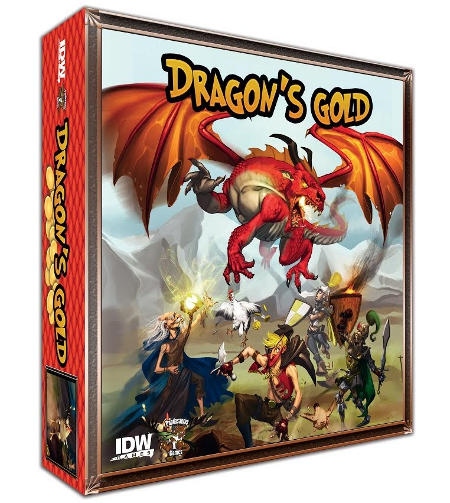 Dragon's Gold box cover