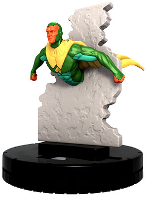 Avengers Age of Ultron HeroClix - Vision