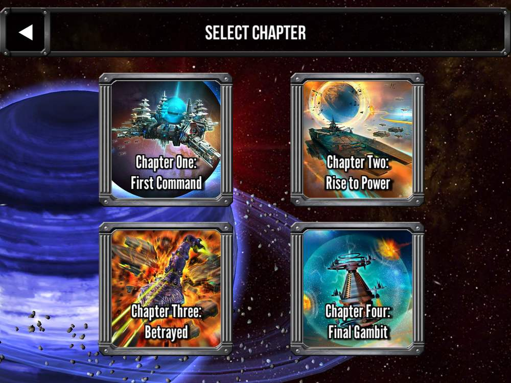 Star Realms Gambit Campaign