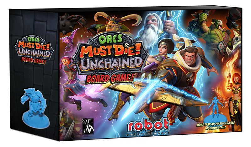 Orcs Must Die: The Board Game!